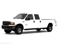 2002 Ford F-350 XLT Truck Crew Cab