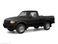 2002 Ford Ranger Edge Short Bed Truck