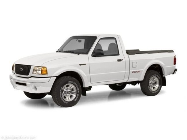 2002 Ford Ranger Truck