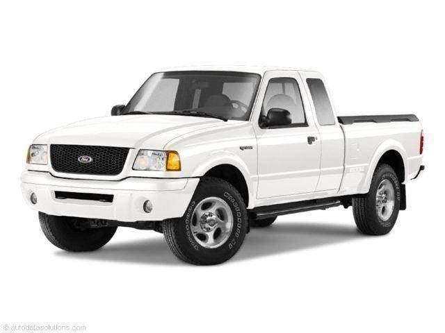 2002 Ford Ranger Edge Extended Cab Short Bed Truck