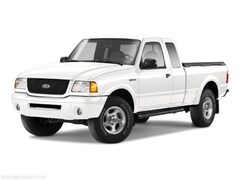 2002 Ford Ranger Edge Extended Cab Short Bed Truck