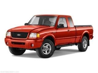 2002 Ford Ranger XLT 4.0L Appearance Truck Super Cab