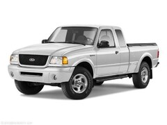 2002 Ford Ranger XLT 4X4 Pickup - Compact