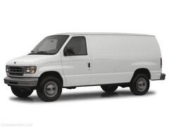 2002 Ford E-150 E-150 Cargo VAN Van