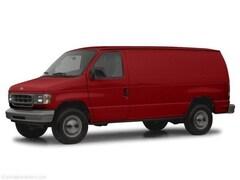 2002 Ford E-250 Van Extended Cargo Van