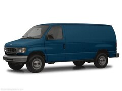 2002 Ford Econoline Wagon XL Wagon Extended Wagon