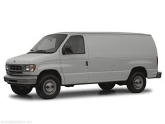 2002 Ford Econoline Wagon Full-size Passenger Van