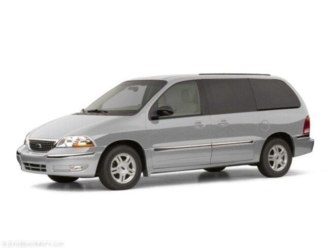 2002 Ford Windstar LX Van