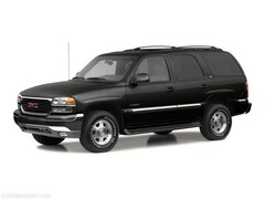 2002 GMC Yukon SLT SUV