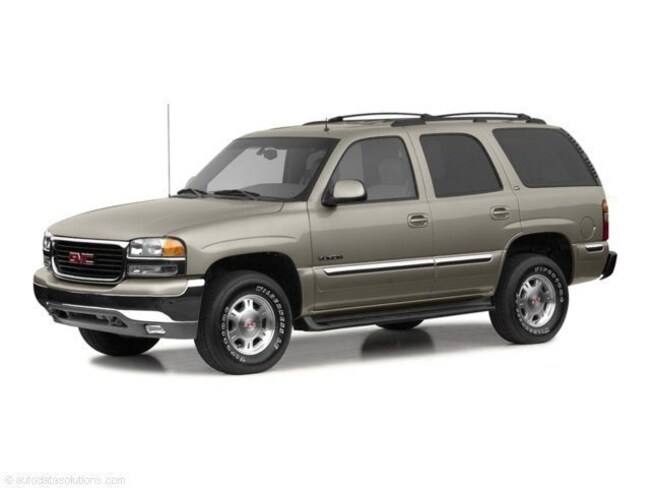 2002 GMC Yukon SUV