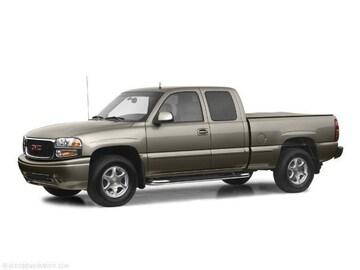 2002 GMC Sierra 1500 Truck