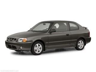 2002 Hyundai Accent GS Hatchback
