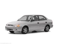 Used Hyundai Models  2002 Hyundai Accent GL Sedan For Sale in Lihue, HI