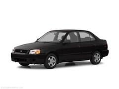 Used 2002 Hyundai Accent GL Sedan for sale in Dayton, OH