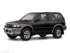 2002 Isuzu SUV