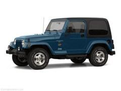 2002 Jeep Wrangler SE SUV