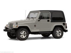 Used 2002 Jeep Wrangler X X  SUV 1J4FA39S22P745429 Chiefland