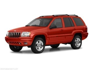 2002 Jeep Grand Cherokee Sport SUV