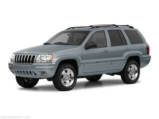2002 Jeep Grand Cherokee Laredo 4x4 SUV