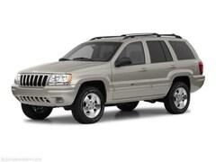 2002 Jeep Grand Cherokee Laredo Laredo 4WD