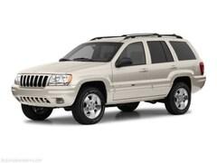 Used 2002 Jeep Grand Cherokee Laredo SUV 1J4GW48S12C285619 in Silver City, NM