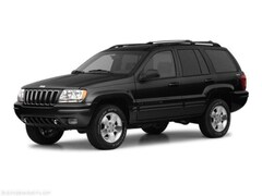 Used 2002 Jeep Grand Cherokee Limited SUV for sale in Hendersonville, NC