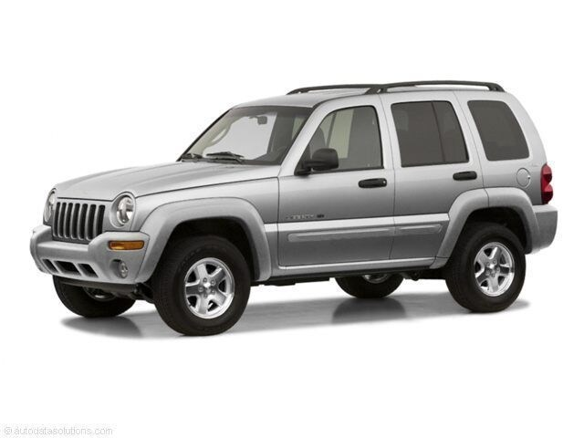 Used 2002 Jeep Liberty For Sale | Kingsport TN