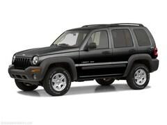 2002 Jeep Liberty Sport Sport 4WD