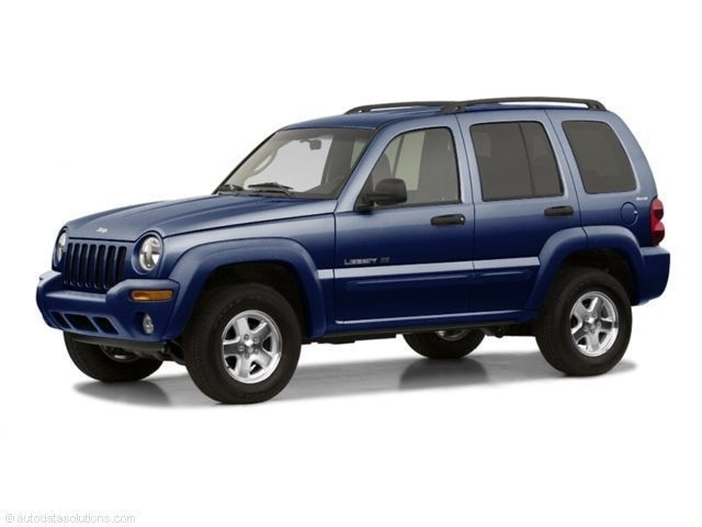 2002 Jeep Liberty 4dr Limited 4WD Sport Utility 6