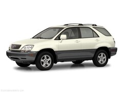 2002 LEXUS RX Base SUV