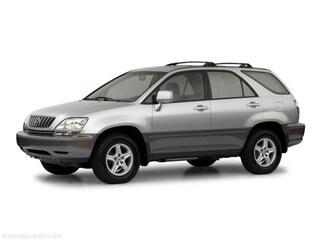 Used 2002 LEXUS RX 300 4dr SUV Sport Utility 16697B for sale in Boston, MA