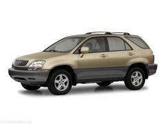 2002 LEXUS RX 300 Base SUV