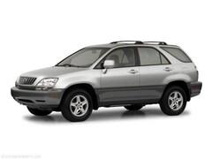 2002 LEXUS RX 300 SUV