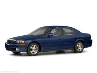 New 2002 Lincoln LS Sedan Roseburg, OR