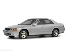 Used 2002 Lincoln LS V8 Sedan in Bloomington, MN