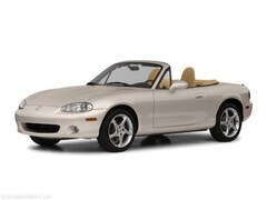 2002 Mazda Miata Base Convertible for sale in Springfield, VT