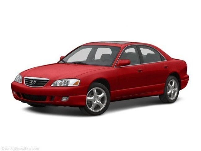 2002 Mazda Millenia P Sedan
