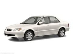 2002 Mazda Protege Sedan