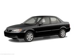 2002 Mazda Protege DX Sedan