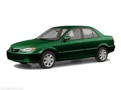 2002 Mazda Protege Sedan Billings, MT