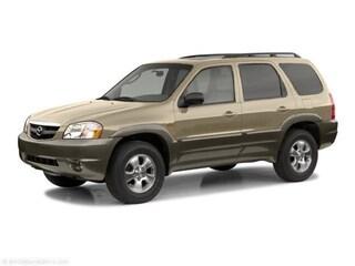 2002 Mazda Tribute ES SUV
