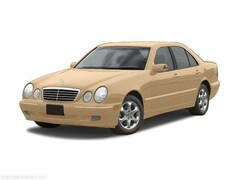 2002 Mercedes-Benz E-Class 4M Sedan