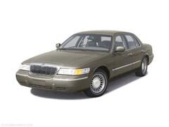 Used 2002 Mercury Grand Marquis LS Sedan 2MEFM75W12X604387 for Sale in Prescott, AZ