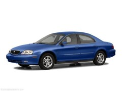 Used 2002 Mercury Sable LS Premium Mid-Size Car for sale in Mansfield, OH