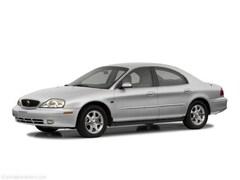 Bargain  2002 Mercury Sable LS Sedan Troy, MI