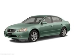 Used 2002 Nissan Altima SE Sedan 1N4BL11E62C155255 in Pocatello, ID