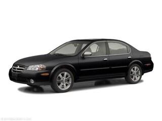 2002 Nissan Maxima GLE Sedan