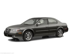 Used 2002 Nissan Maxima GLE Sedan Kennewick, WA