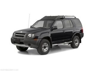 2002 Nissan Xterra SUV