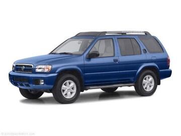 2002 Nissan Pathfinder SUV